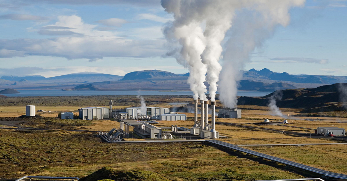 Utilisation of geothermal energy